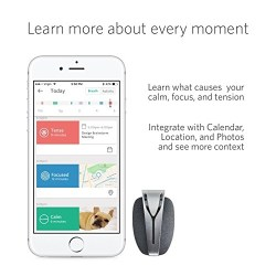 Spire Stone Stress Management and Activity Tracker for iOS & Android