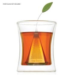 Tea Forte ICON Stainless Steel Loose Leaf Tea Infuser