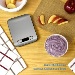 Etekcity Digital Kitchen Scale Multifunction Food Scale