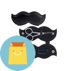 Harry D Koenig Mustache Grooming Set