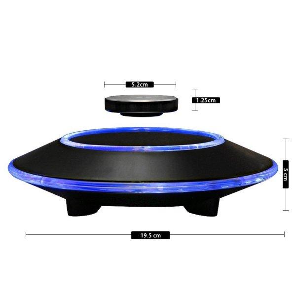 LED Maglev Rotating Levitation Ion Revolution Platform