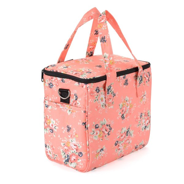 MELROSE Women Fashion Ultra Light Lunch Box Lunch Bag