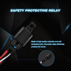 Nilight Led Light Bar Wiring Diagram on