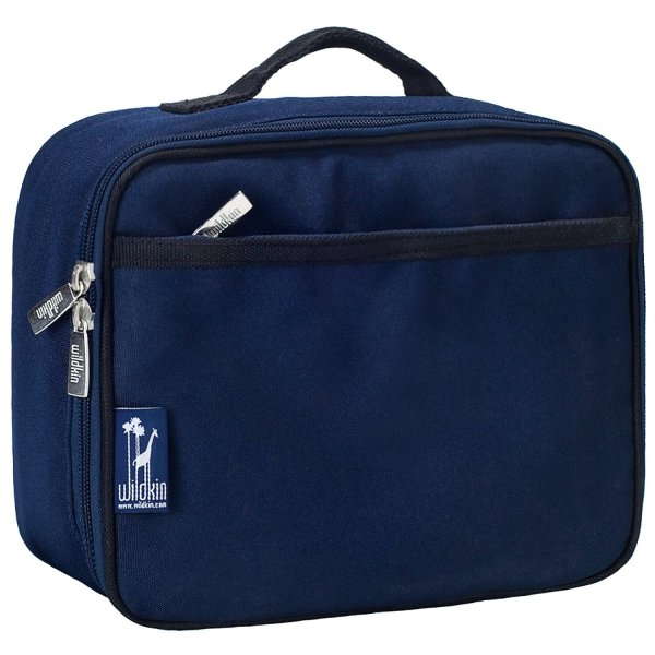 Wildkin Whale Blue Lunch Box