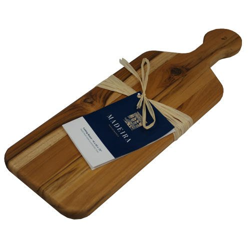 Madeira Provo Teak Edge-Grain Bread Board