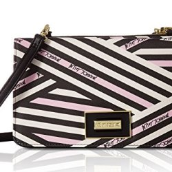 Betsey Johnson Womens Bow Wos Crossbody Multi One Size