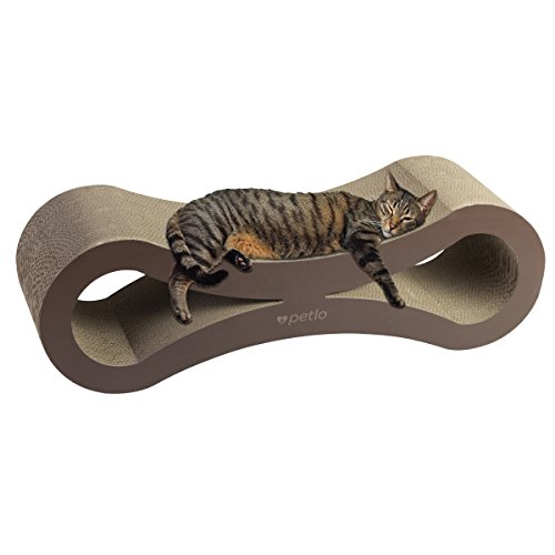 Durable Reversible Pet Scratch Pad and Sofa