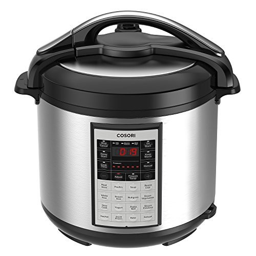Pressure Cooker, Rice Cooker, Steamer, Warmer, Etc.