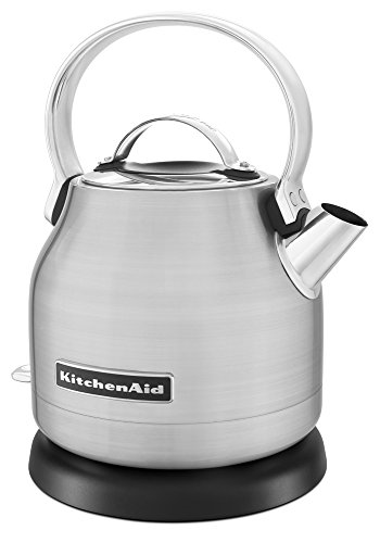 KitchenAid 1.25-Liter Electric Kettle - Brushed Stainless Steel