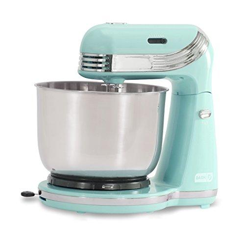 Dash Stand Mixer (Electric Mixer for Everyday Use) Aqua
