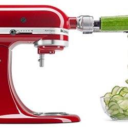KitchenAid Spiralizer Attachment with Peel, Core & Slice