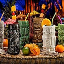 Geeki Tikis Yoda 14-Ounce Ceramic Drinking Mug