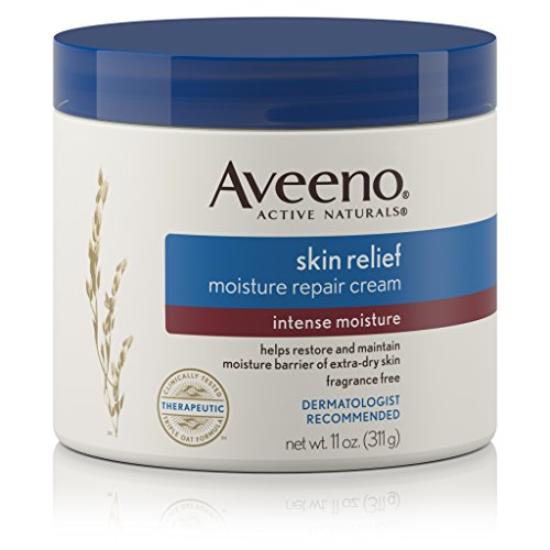 Aveeno Skin Relief Intense Moisture Repair Cream, 11 Oz