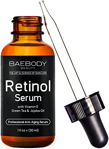 Baebody Retinol Serum for Face, Professional Anti-Aging Topical Facial Serum