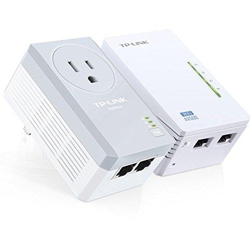 TP-Link N300 Powerline Gigabit Wi-Fi Kit