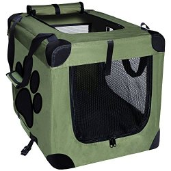 Collapsible Foldable Dog Crate