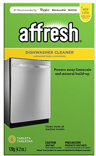 Affresh Dishwasher Cleaner with 6 Tablets in Carton