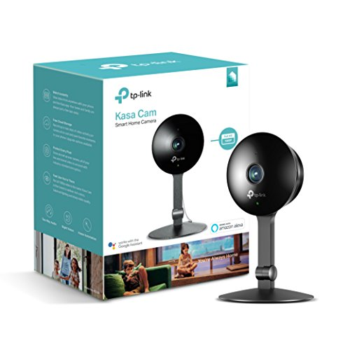 Kasa Cam 1080p Smart Home Security Camera by TP-Link