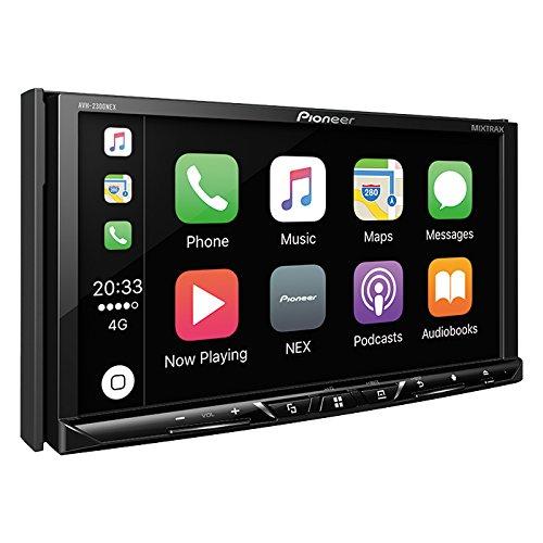 "Pioneer AVH-2300NEX Multimedia DVD Receiver with 7"" WVGA Display/Apple"