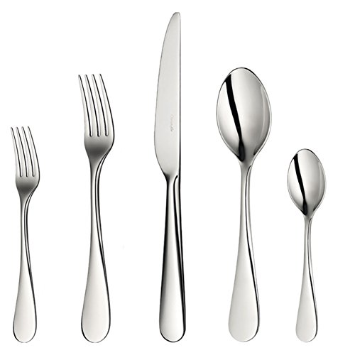 Christofle Origine Stainless Steel 5-Piece Dinner Setting