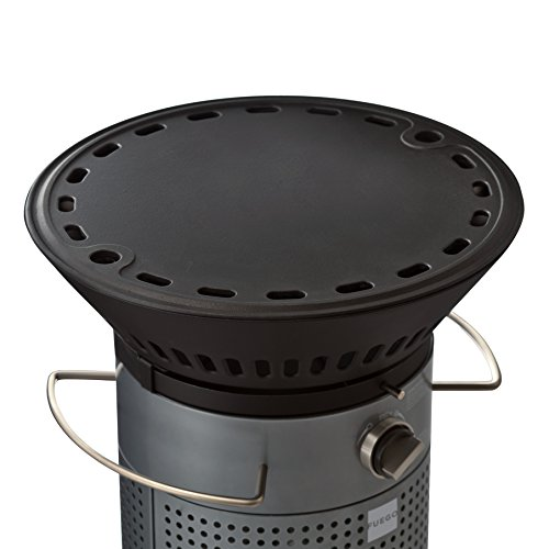 Fuego Cast Iron Griddle Plate Element