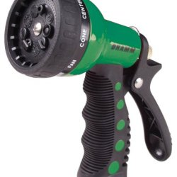 Dramm Pattern Revolver Spray Nozzle, Green