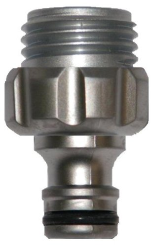 Gardena Premium Metal Garden Hose Male Adapter