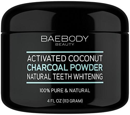 Baebody Teeth Whitening Charcoal Powder