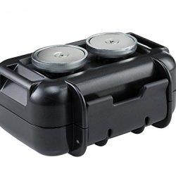 Spy Tec M2 Waterproof Weatherproof Magnetic Case for STI GL300 / GX350 Real-Time GPS Trackers
