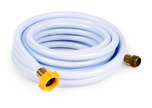 "Camco TastePURE Drinking Water Hose - Lead and BPA Free, Reinforced for Maximum Kink Resistance 5/8""Inner Diameter"