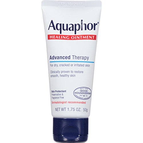 Aquaphor Advanced Therapy Healing Ointment Skin Protectant 1.75 Ounce Tube