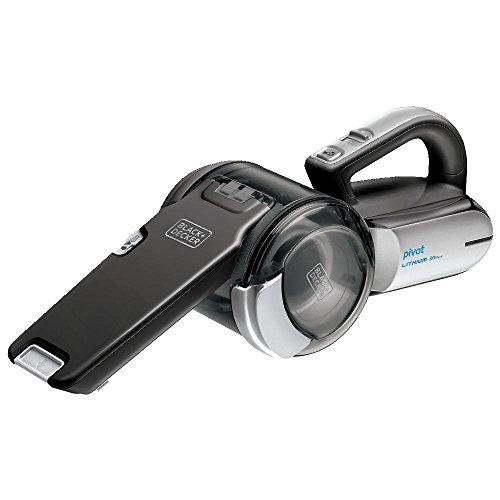 BLACK+DECKER MAX Lithium Pivot Vacuum