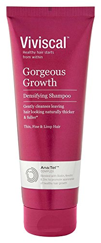 Viviscal Gorgeous Growth Densifying Shampoo, 8.45 Ounce