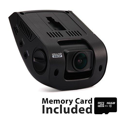 "Rexing V1 3rd Generation 4K UHD WiFi Car Dash Cam 2.4"" LCD 170° Wide Angle Dashboard Camera"