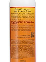 cantu curl activator cream how to use