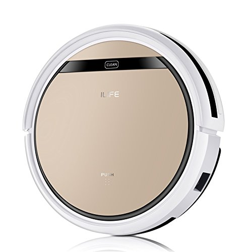 ILIFE V5s Pro Robot Vacuum Mop Cleaner with Water Tank, Automatically Sweeping