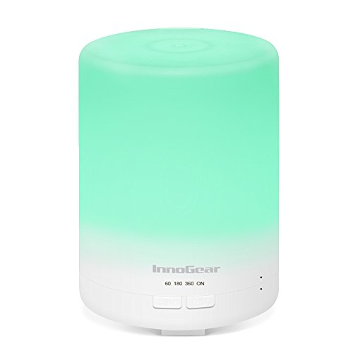 InnoGear 2nd Generation 300ml Aromatherapy Essential Oil Diffuser