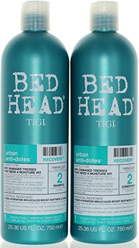 TIGI Bed Head Urban Anti-dote Recovery Shampoo & Conditioner Duo Damage Level 2