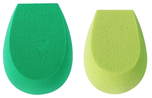 Ecotools Cruelty Free Eco Foam Sponge Duo Made with Sustainable and Recycled Materials