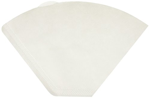 Rockline Connaisseur # 4 Cone White Coffee Filters, 800 Count