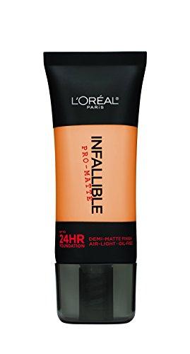 L'Oreal Paris Infallible Pro-Matte Foundation Makeup