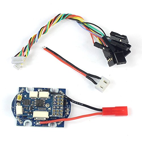 QWinOut Flight Controller With 4in1 ESC Speed Controller