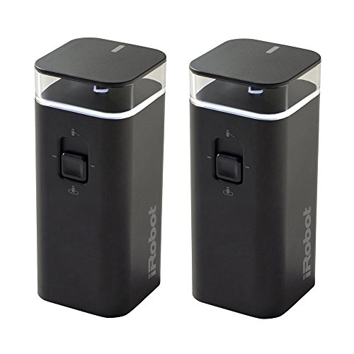 iRobot Authentic Parts Dual Mode Virtual Wall Barrier -2 Pack