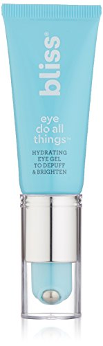 Bliss Eye Do All Things Hydrating Eye Gel Depuff & Brighten Straight-from-the-Spa Paraben
