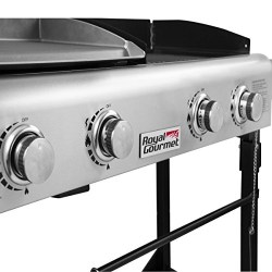 82a23619614 Royal Gourmet Portable Propane Gas Grill and Griddle Combo Best ...
