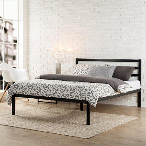 Zinus Modern Studio 14 Inch Platform 1500H Metal Bed Frame