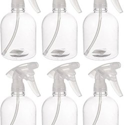 Bar5F Empty Clear Spray Bottle