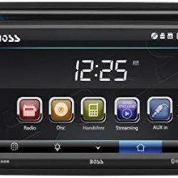BOSS Audio Double Din, Touchscreen, Bluetooth, DVD/CD/MP3/USB/SD AM/FM Car Stereo