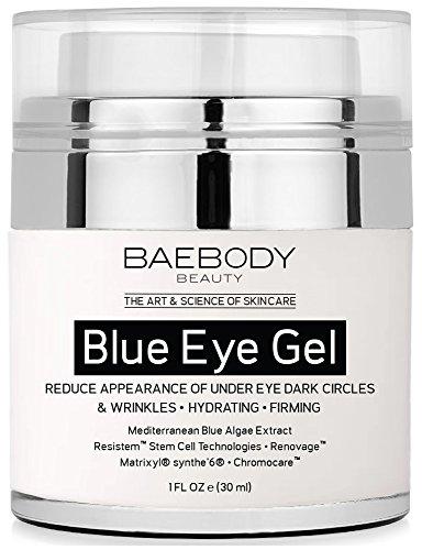 Baebody Blue Eye Gel for Dark Circles & Wrinkles