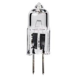 Plusrite 3302 - 20 Watt Halogen Light Bulb - T3 - G4 Base - Clear - 2,000 Life Hours